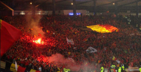 supporters diables rouges