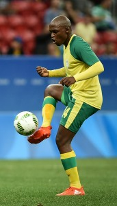 Dinamarca x África do Sul - Futebol masculino - Olimpíadas Rio 2016