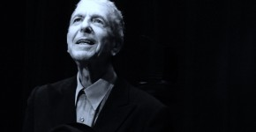 Leonard Cohen at the Arena in Geneva, 27 October 2008
